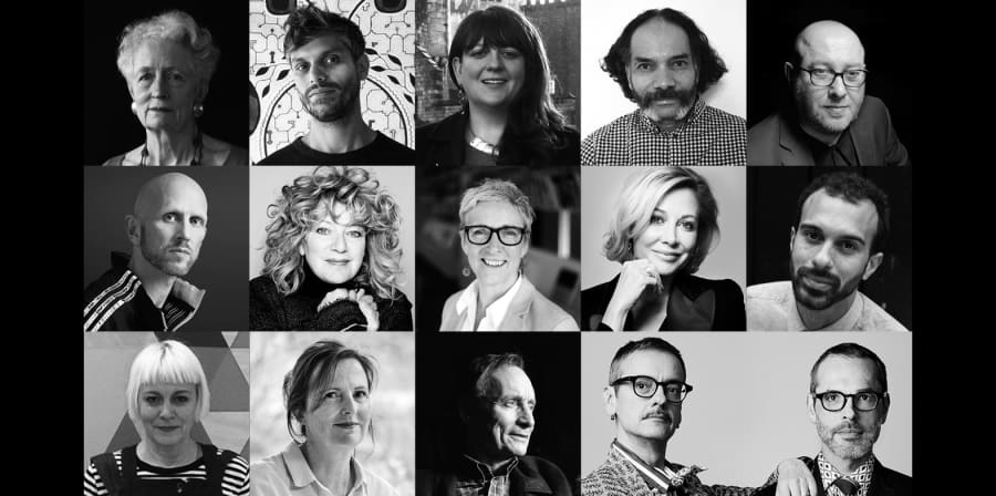 Group of portraits of UAL honoraries 2019