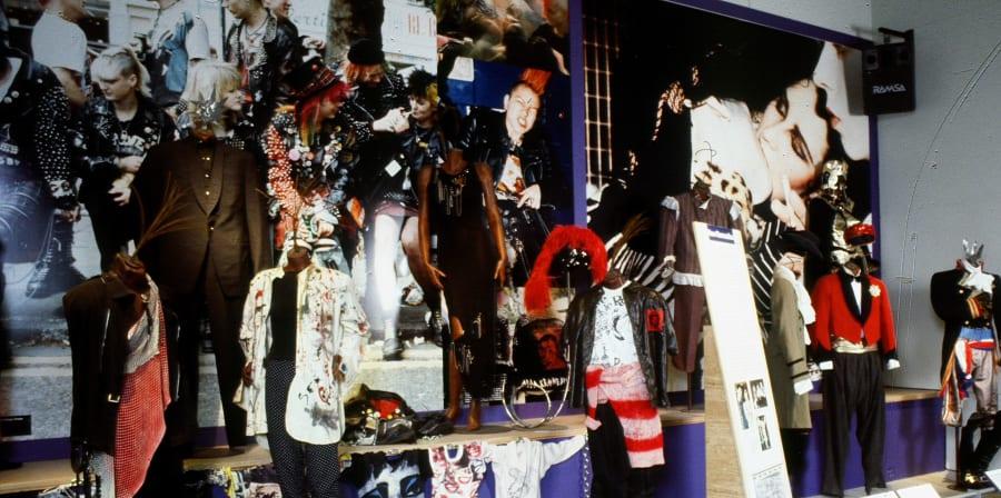 punk photo fashion