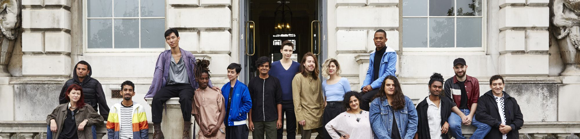 IFS 2019 Designers group portrait