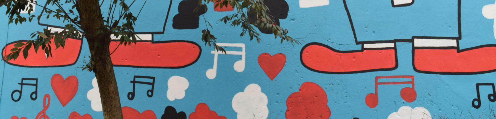 Peckham mural