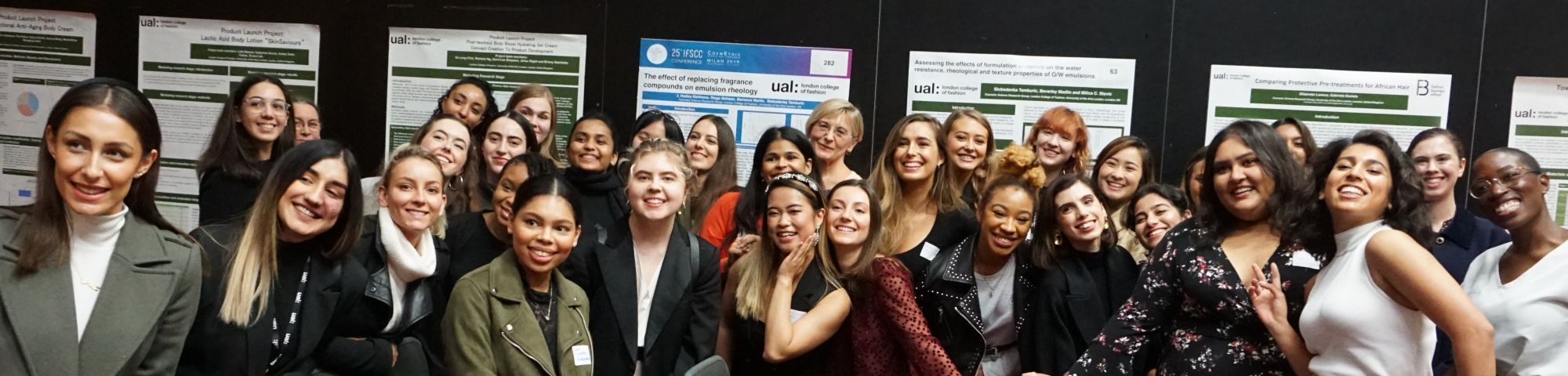 MSc Cosmetic Science Industry Day Event