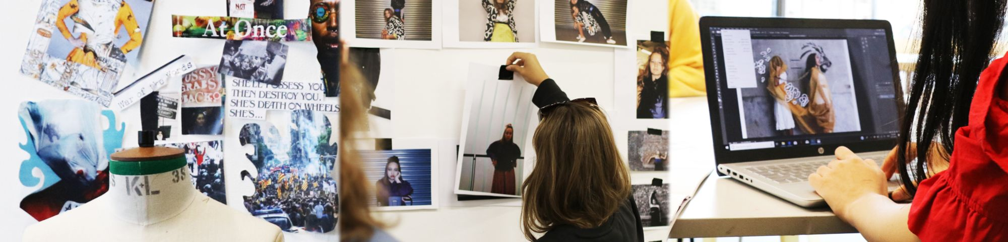 Fashion Communication Residential Summer School For 16 To 18 Year Olds Ual