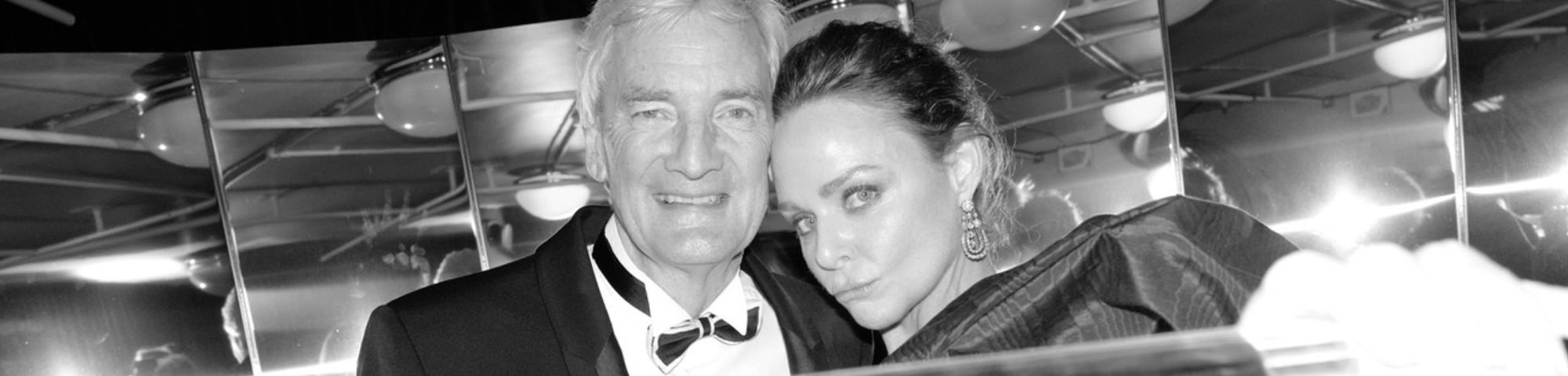 Stella McCartney with James Dyson – credit Getty Images (Greg Williams) (002)