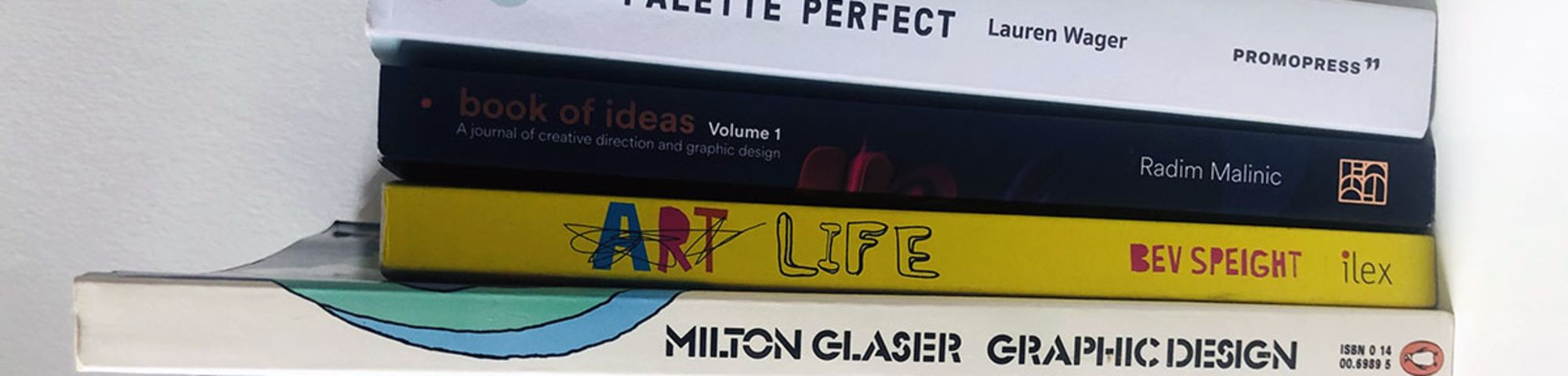 Jo's Bookshelf Picks stacked together.