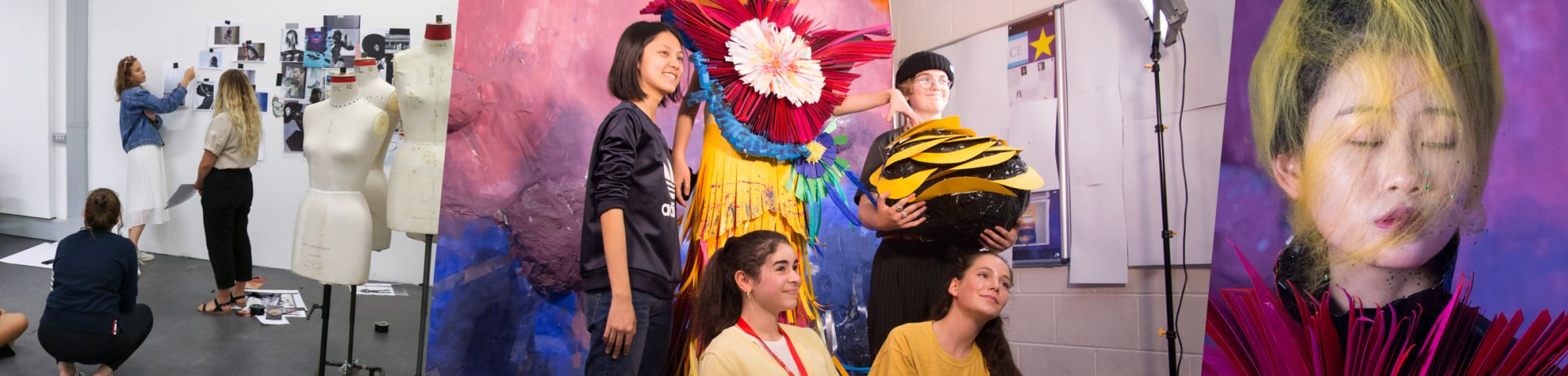 Fashion Design And Styling Residential Summer School For 13 To 16 Year Olds Ual