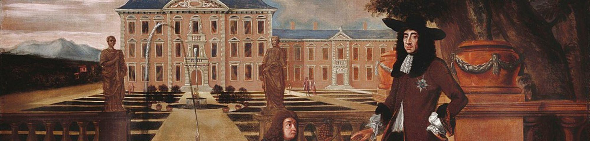 Historical image of Charles II