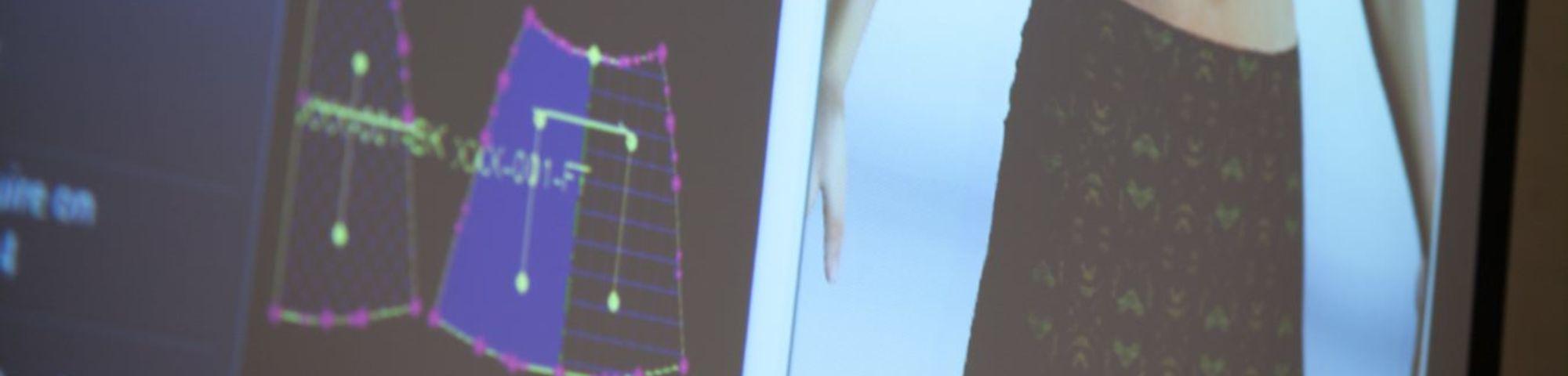 Digital Pattern Cutting with Gerber Accumark | UAL