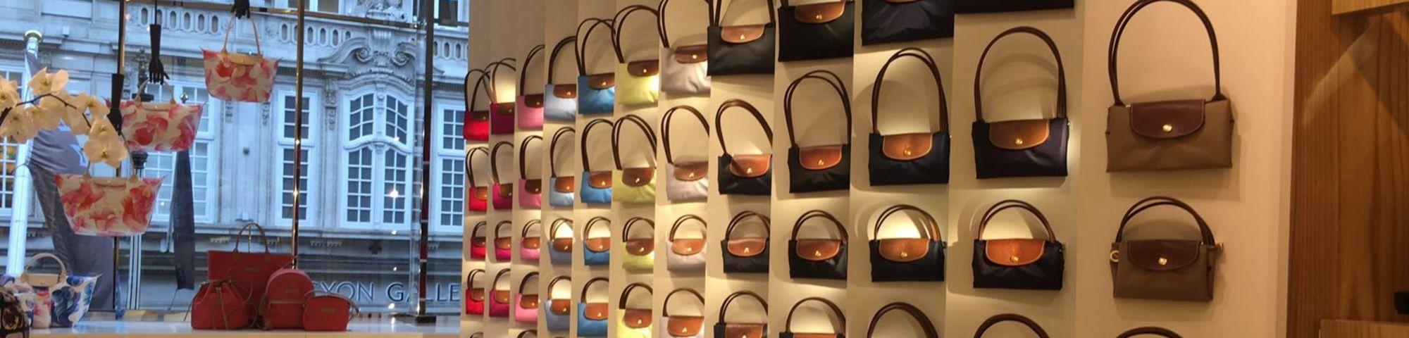 0ec240d104608 Guest post  A visit to the Longchamp London Flagship Store by Paul ...