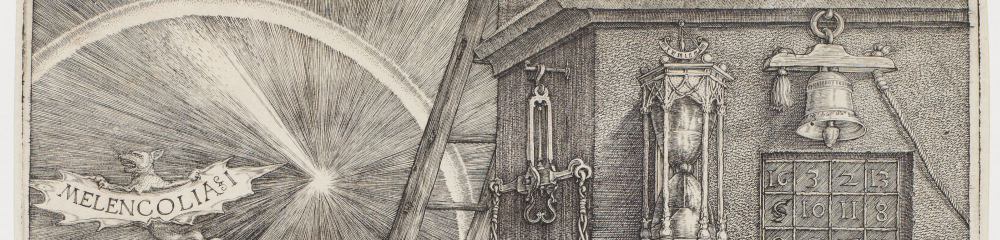 Melencolia I is a 1514 engraving by the German Renaissance artist Albrecht Dürer.