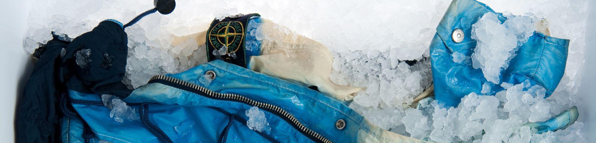 Massimo Osti: Ice Jacket, 1987. Courtesy of Massimo Osti Archive