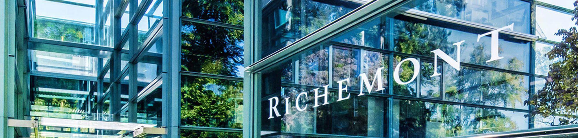 Richemont's headquarters in Geneva
