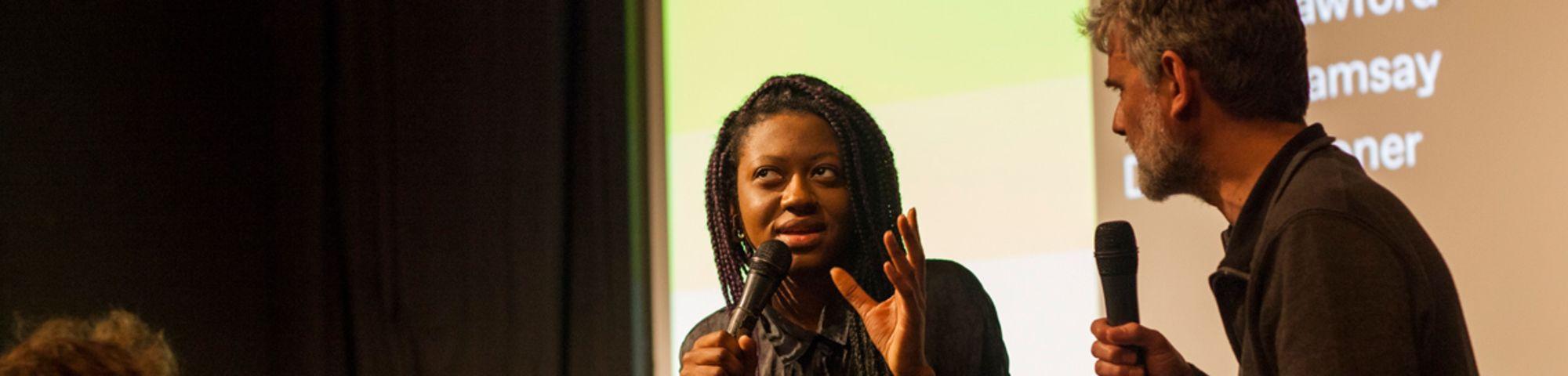 Ayo Akingbade Photo credit: Elzbieta Piekacz
