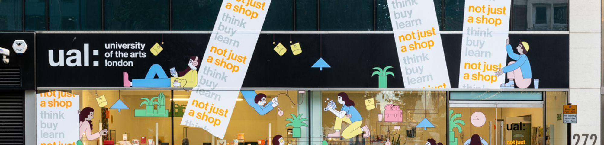 Not just a shop window