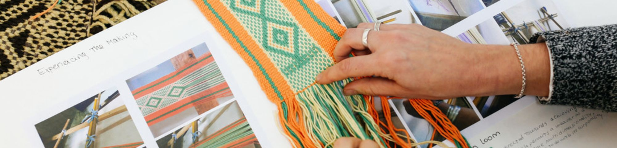 Textile Design Subject Child Image
