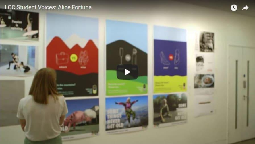 Student Voices: Alice Fortuna
