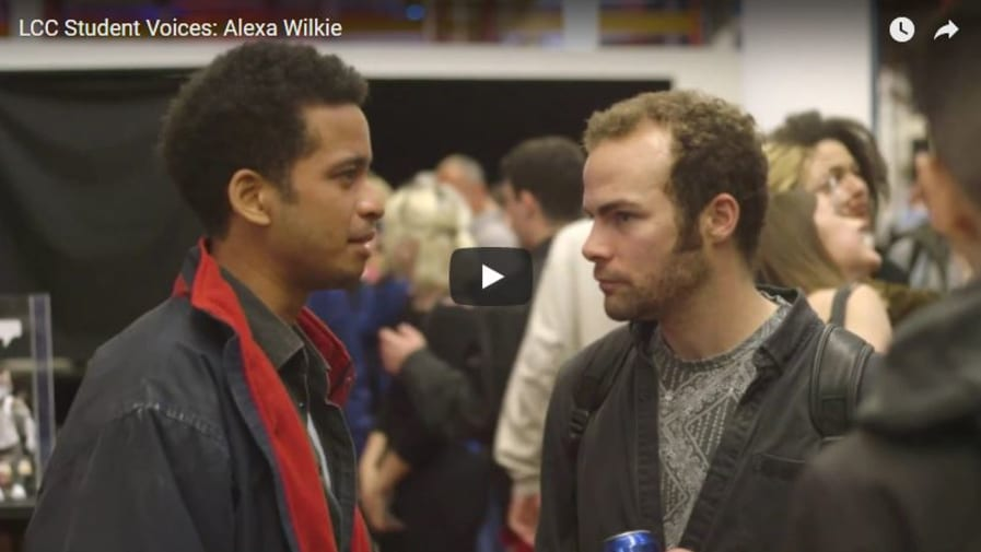 Student Voices: Alexa Wilkie