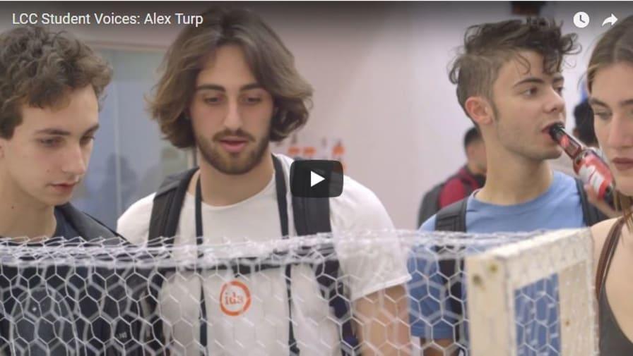 Student Voices: Alex Turp