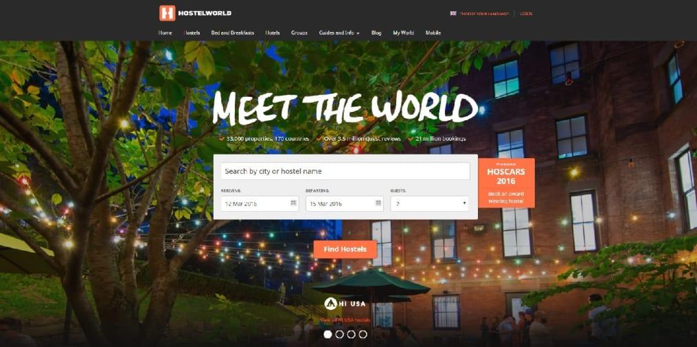 Meet the world screenshot