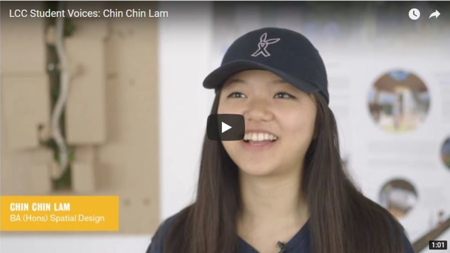Student Voices Chin Chin Lam