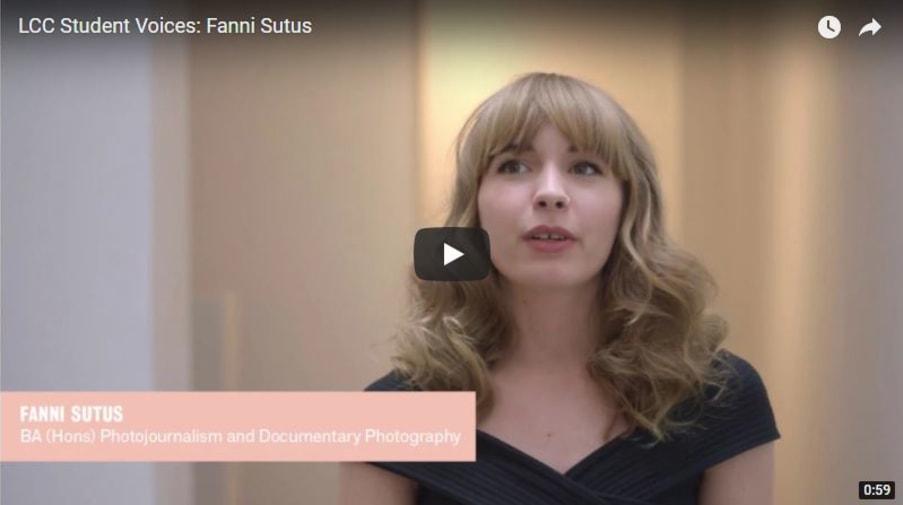 Student Voices Fanni