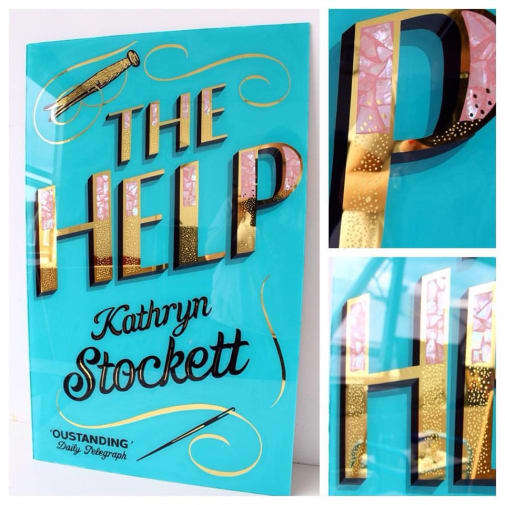 The Help cover Alex May Hughes