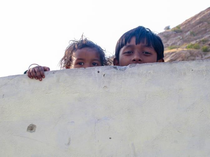 children in asia