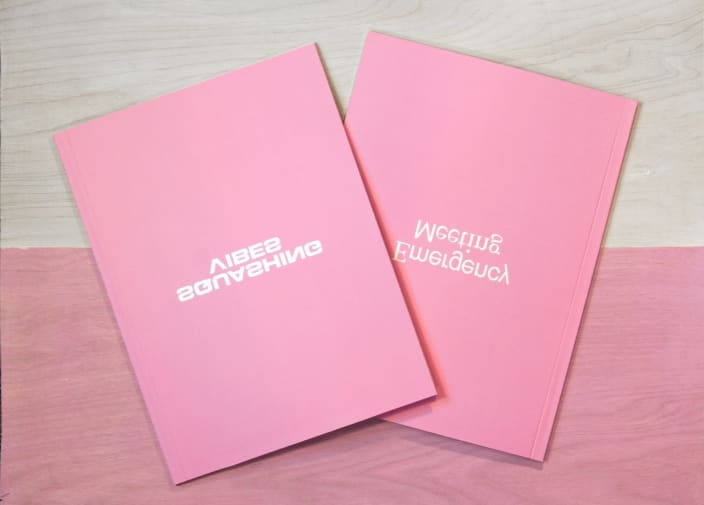 Front and back covers of the book