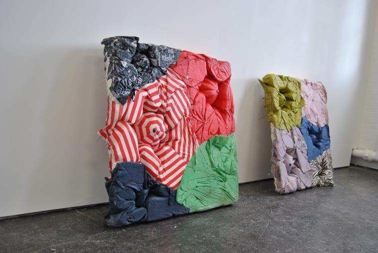 Sophie Giller, BA Painting 2015, Umbrella Box