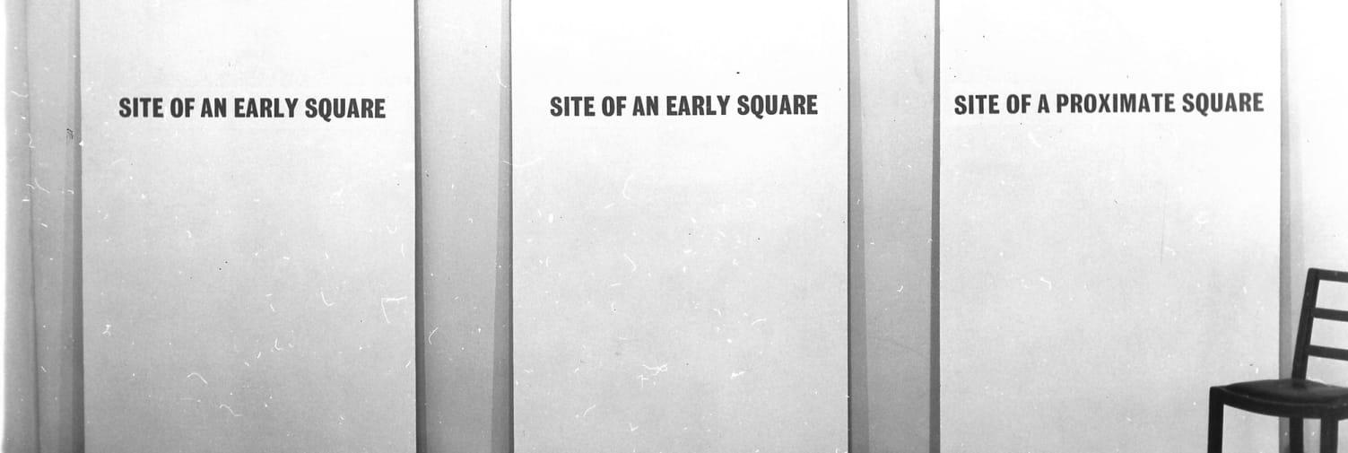 Image of Squares (Detail) by David Troostwyk