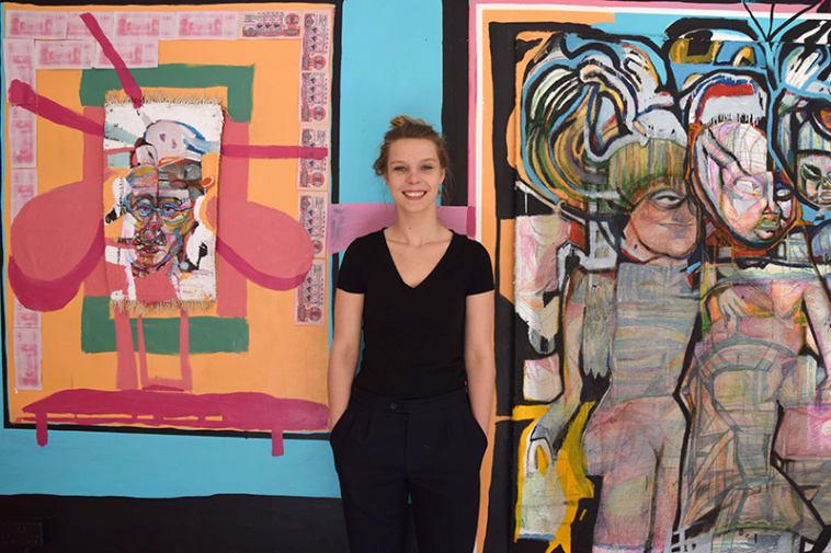 Artist Tezz Kamoen