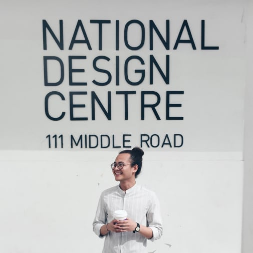N.ZIQQ at Singapore Design Week
