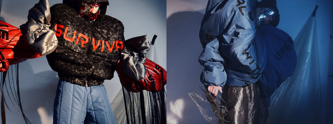 LCFBA18: Three Menswear designers to remember