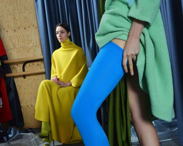 Anna Fox for MA Fashion, Blink