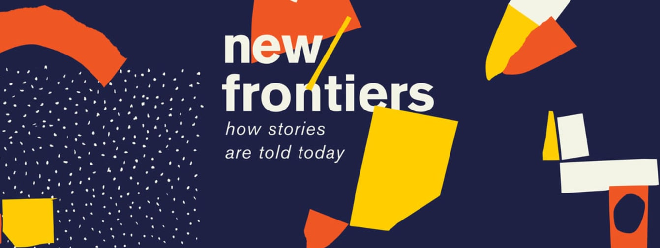 new frontiers banner