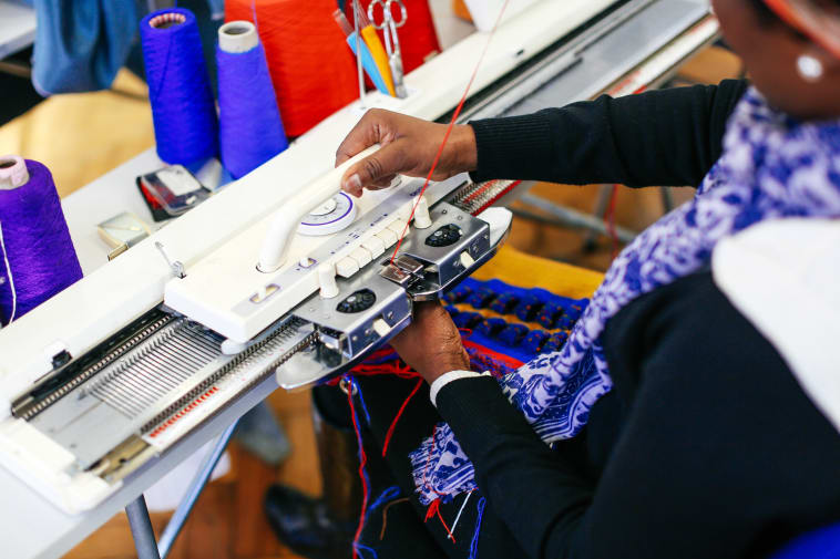 LCF textiles
