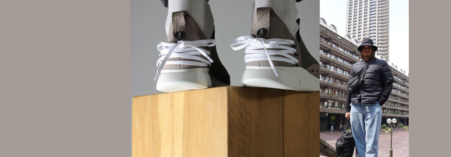 Ones To Watch: Footwear Designer Nathan Alexander Walker