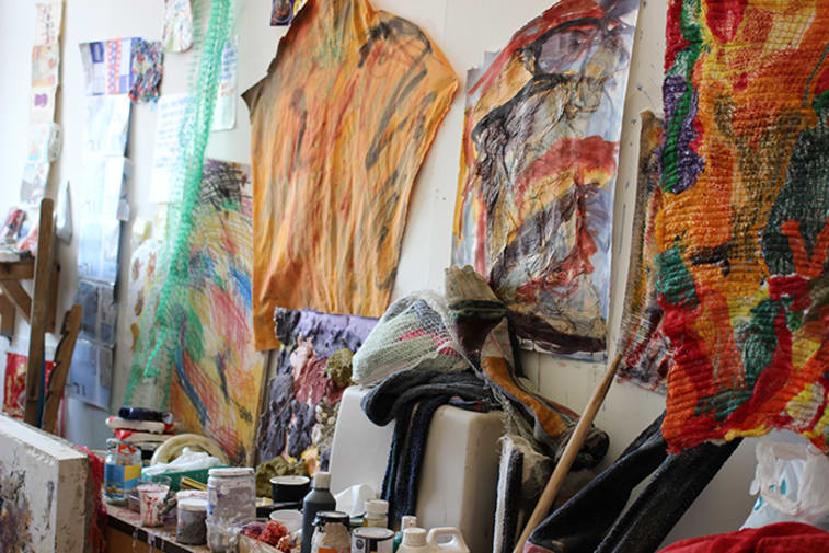My Studio At One Thoresby Street