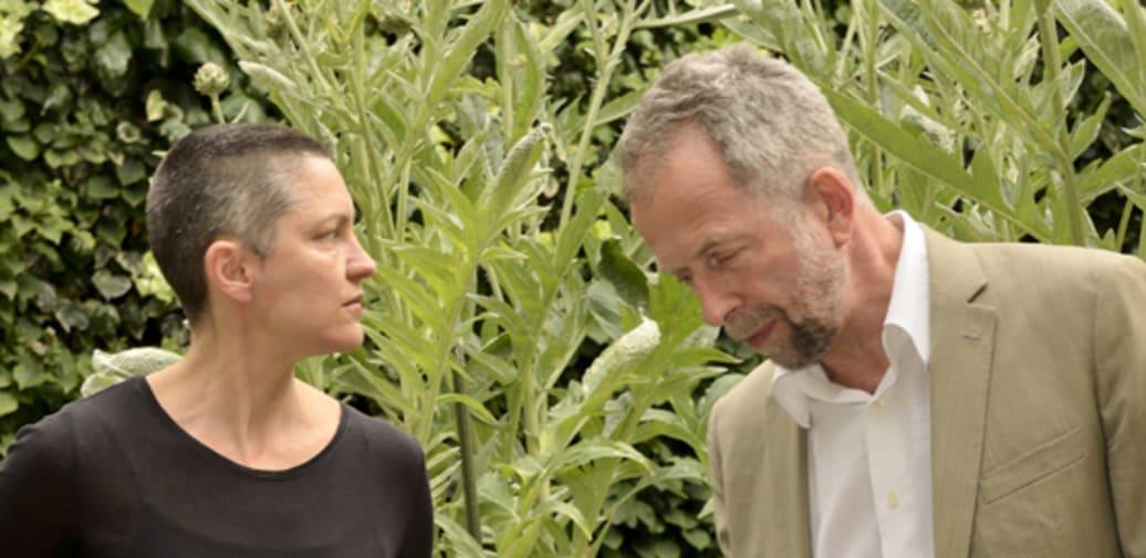 Andrea Zimmerman and Adrian Jackson (photo by Ewa Hertzog)
