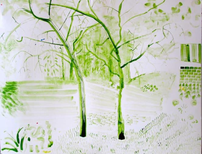 Joshua Von Uexkull – Painting Pathway