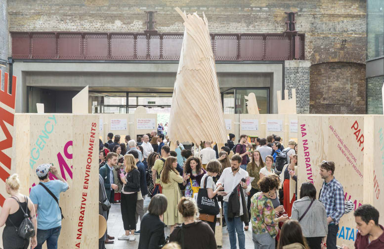 Central Saint Martins 2016 Degree Show Two