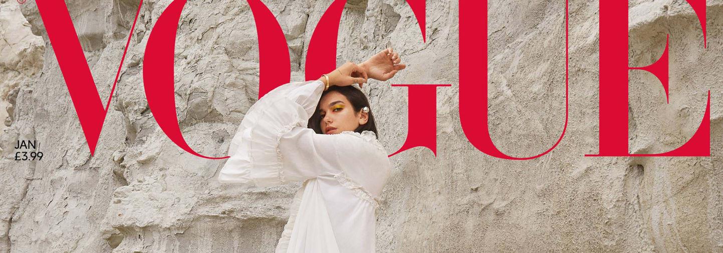 BA Photography Alumni Shoots Vogue Cover