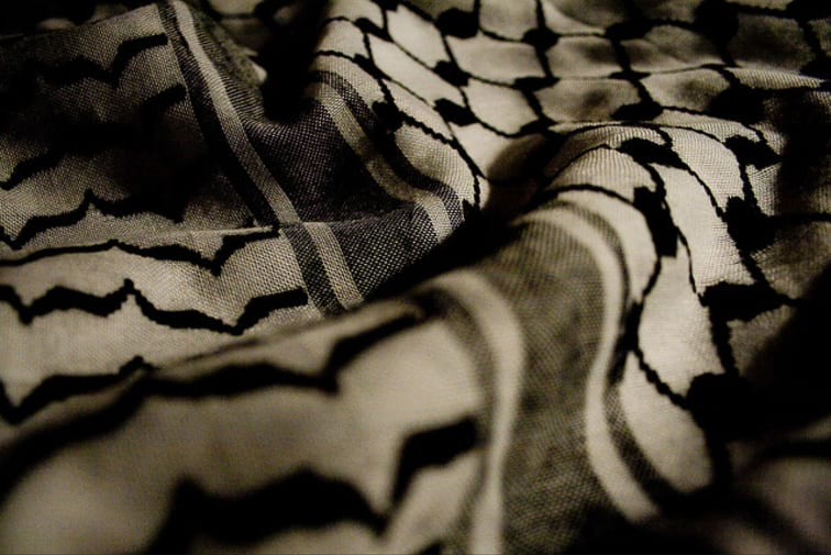 keffiyeh – Flickr