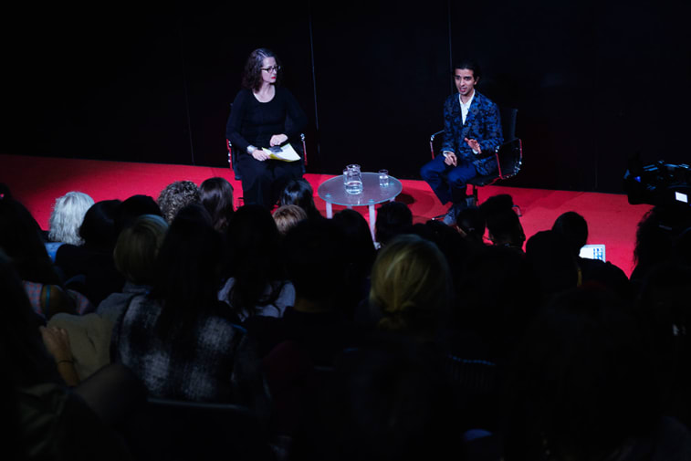 Inside the Industry with Imran Amed at LCF