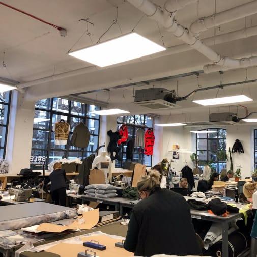 the Ræburn Lab studio