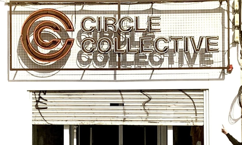 circle collective billboard