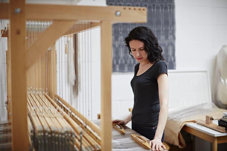 Rita Parniczky, Cockpit Arts, Alun Callender Photography