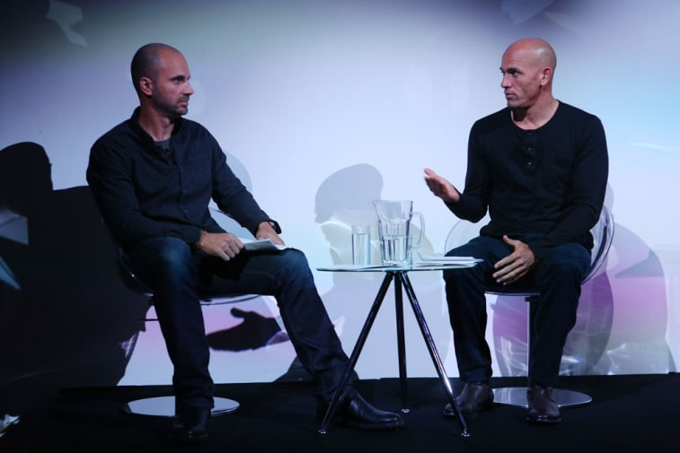 Todd Hymel CEO of Action Sports Brands Kering and Kelly Slater