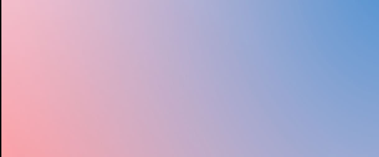 Pink and blue hazy background