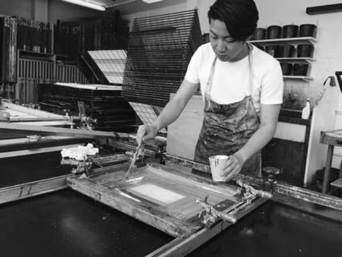 Xiaoqiao-at-work