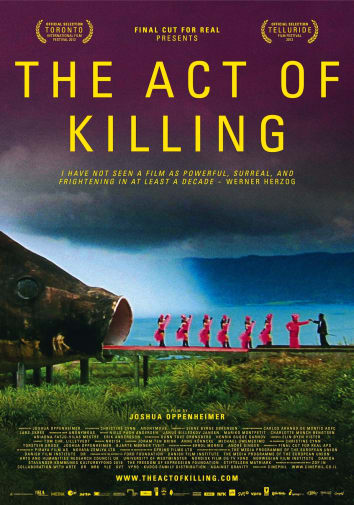 Act of Killing film poster